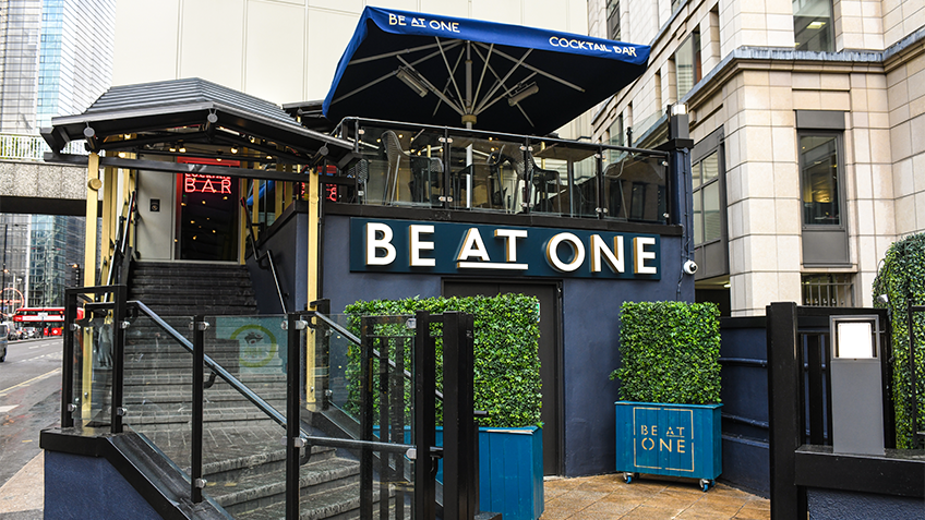Be At One Liverpool Street