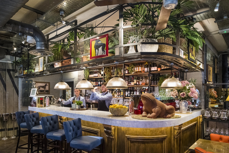 Bill S Soho London Restaurant Reviews Designmynight