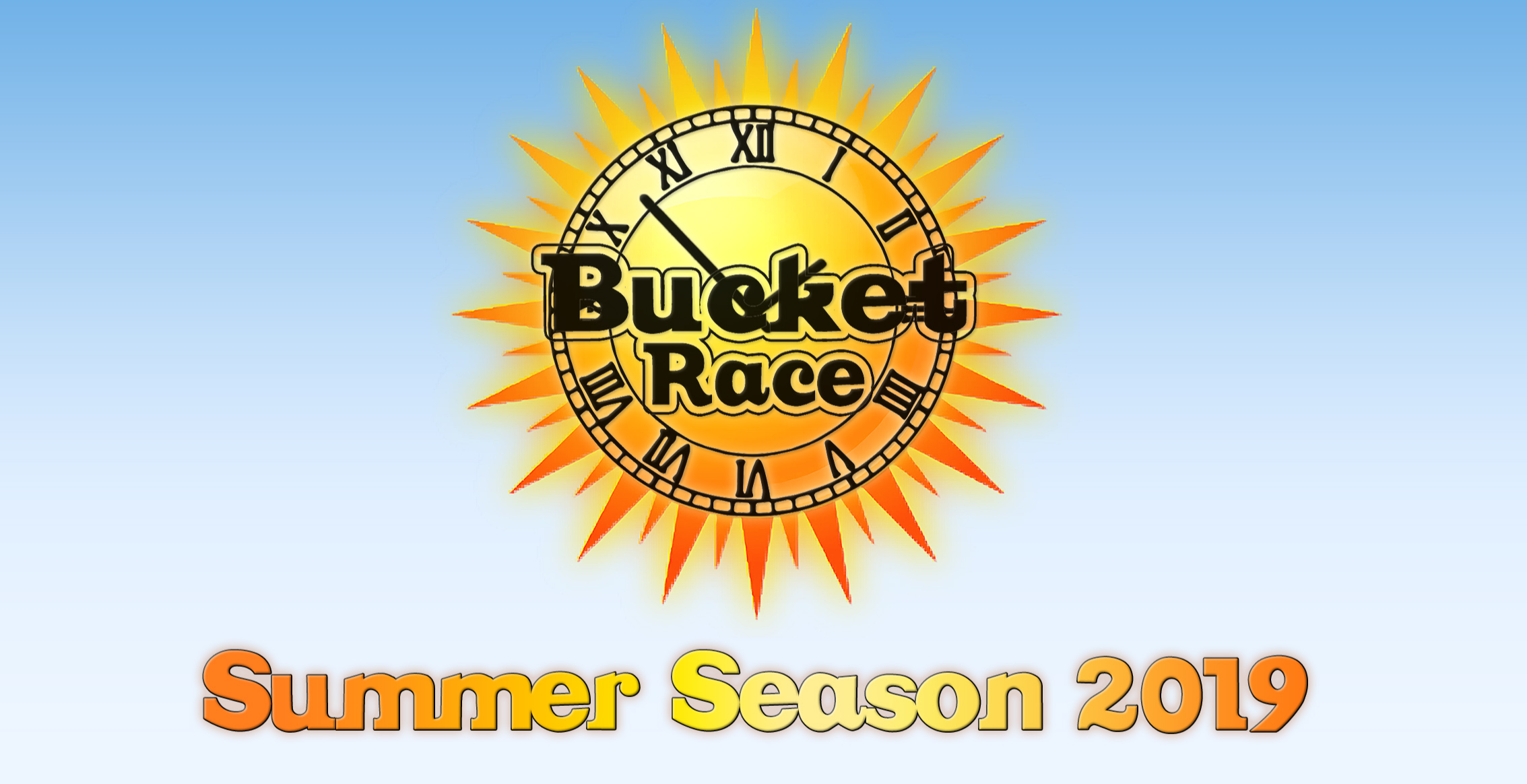 BucketRace (Scavenger Hunt) Summer Season 2019