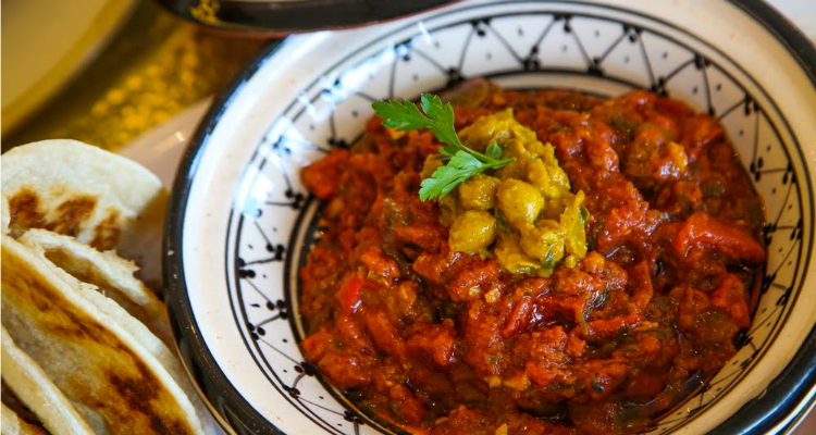 Aubergine Zaalock, Comptoir V  | London Restaurant Reviews | DesignMyNight