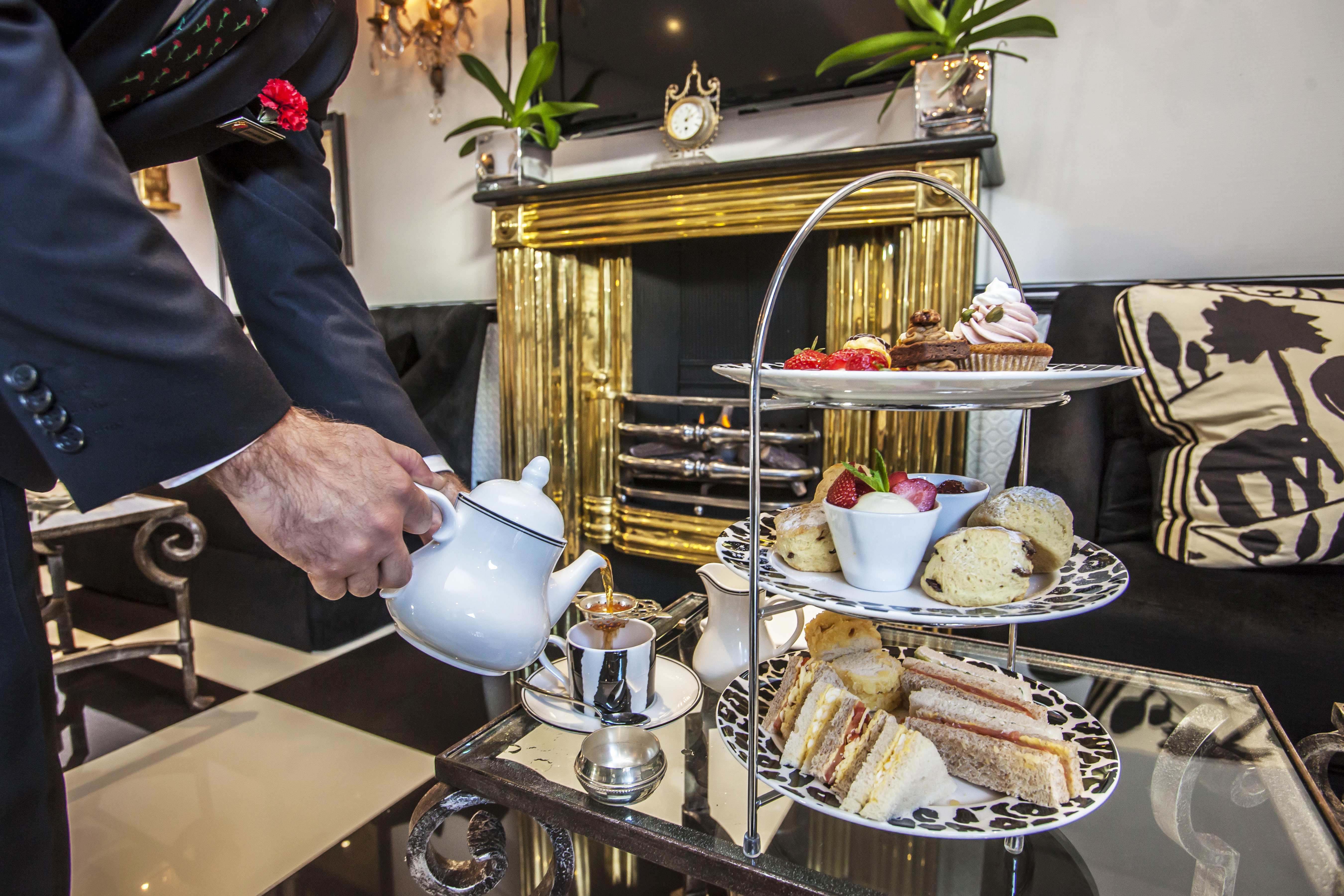 Afternoon Tea at The Duke Of Richmond Hotel