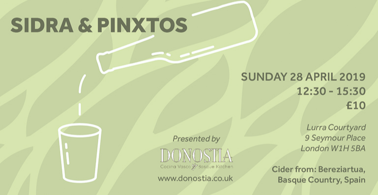 Cider and Pintxo Festival