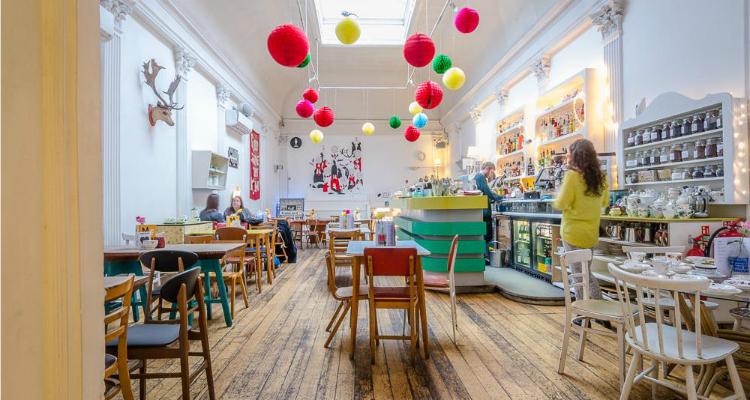 Drink, Shop & Do | Best Vegan Afternoon Tea in London | DesignMyNight