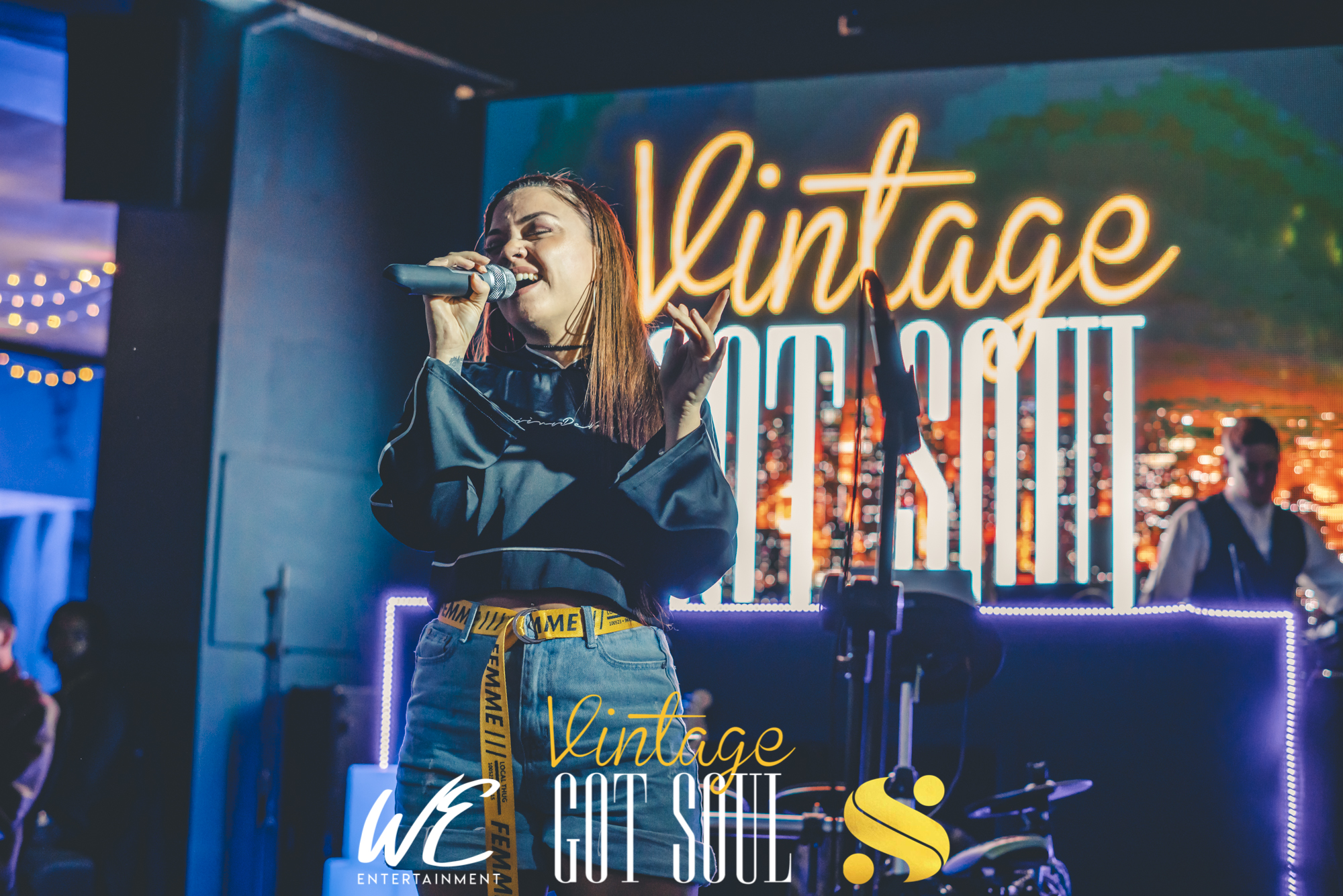 Vintage Got Soul: Live Soul Music Event @ SERVE Birmingham