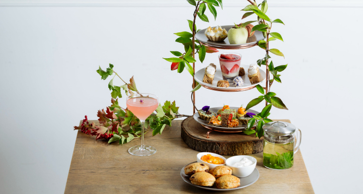 Farmacy High Tea | London Restaurant Reviews | DesignMyNight