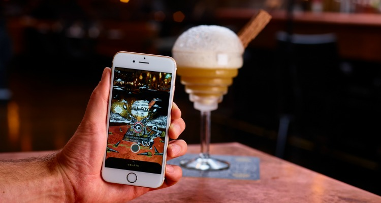 Augmented Reality X The Alchemist | London Bar News | DesignMyNight