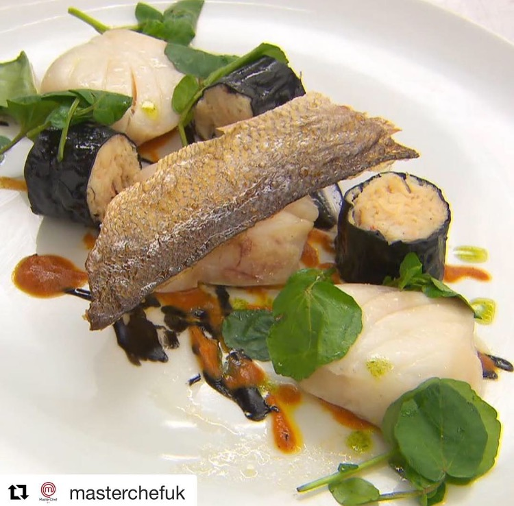 Steve Kielty @ Stir - The Masterchef Menu