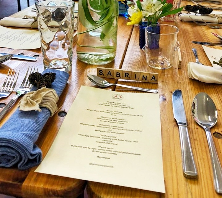 GOOCE SUPPER CLUB - 21st MARCH @ BROTHER MARCUS, BALHAM