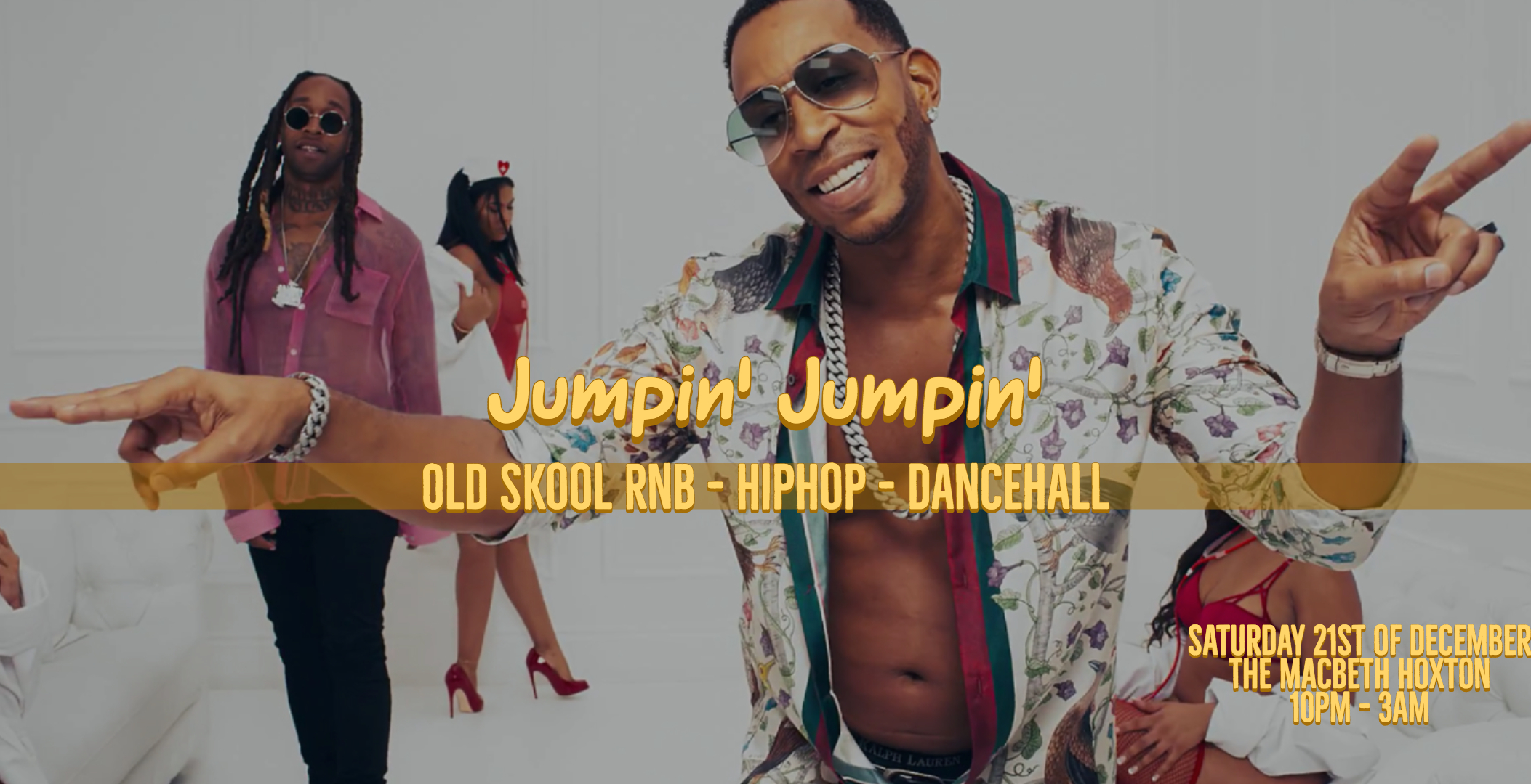 Jumpin' Jumpin' - Old Skool RnB, Hip-Hop & Trap