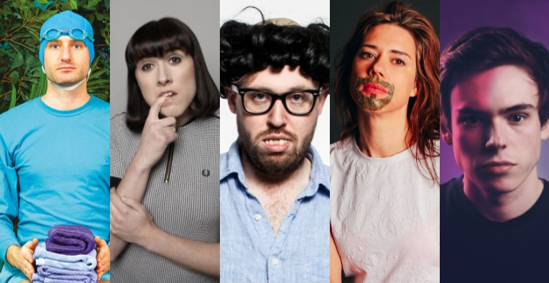 LAUGH OUT LONDON IN ANGEL - With JOHN KEARNS