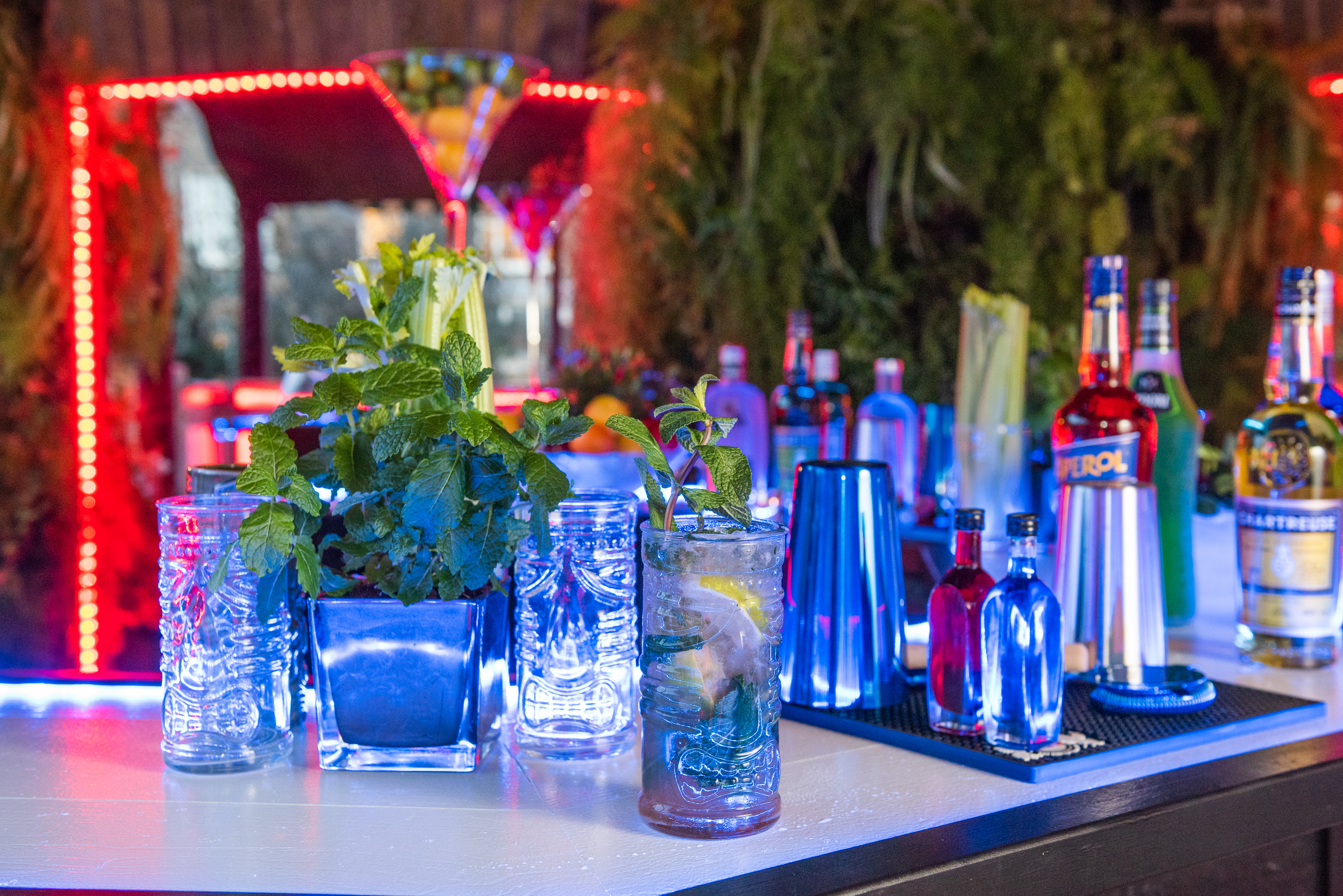 The Montague on the Gardens Mix It Bar