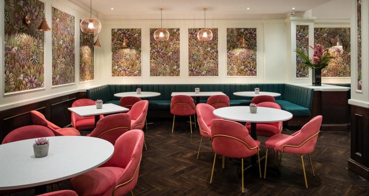 Ooty Interiors | London Restaurant Reviews | DesignMyNight