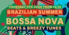Two Spoons presents: Brazilian Summer