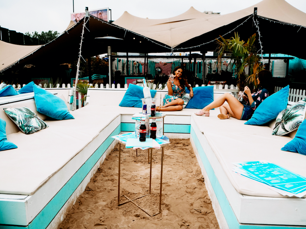 Fulham Beach Club - Jungle Mini Golf