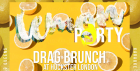 HUCKSTER PRESENTS | Lemon Party, A Mass Karaoke Drag Brunch