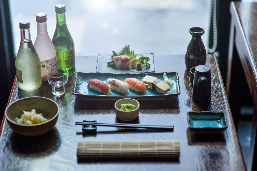 Andaz London Presents: SUSHI & SAKE EXPERIENCE