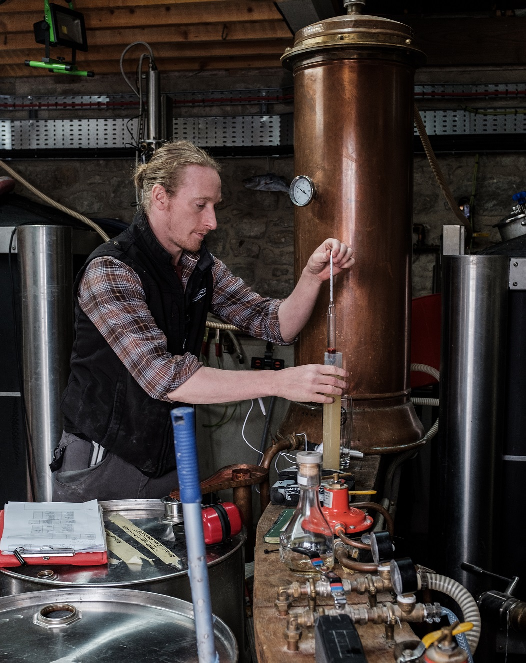 Gin and Whisky tasting with Dornoch Distillery
