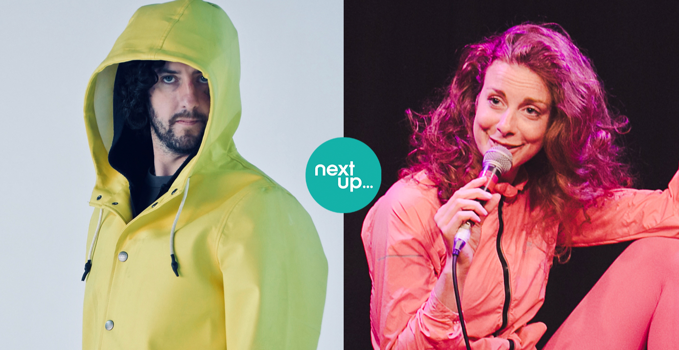 Comedy and FREE PIZZA (yes, really) with Matt Highton and Helen Duff