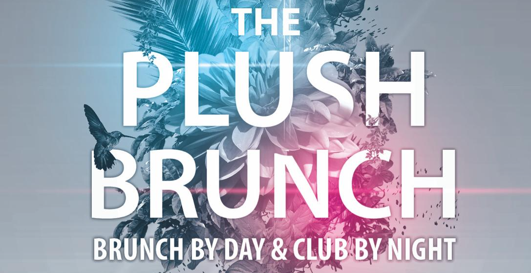 The Plush Brunch - Brunch by day Club by night