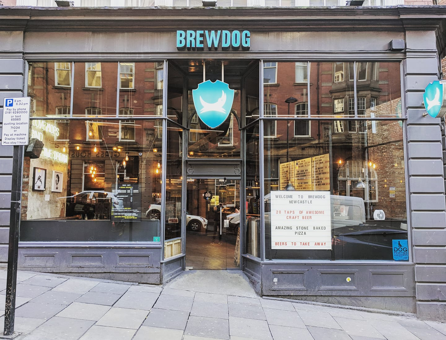 BrewDog Newcastle