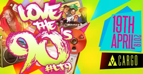 LOVE THE 90s: day party #LT9