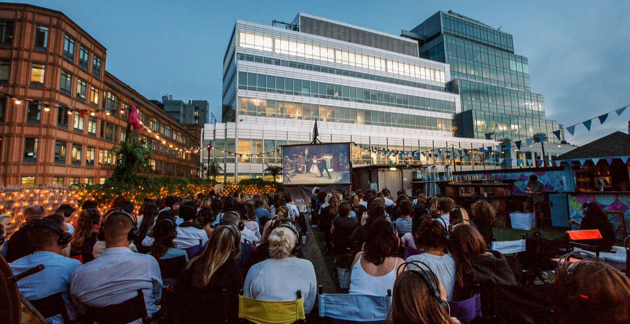 Rooftop Film Club Presents: Bohemian Rhapsody Sing-along (2018)