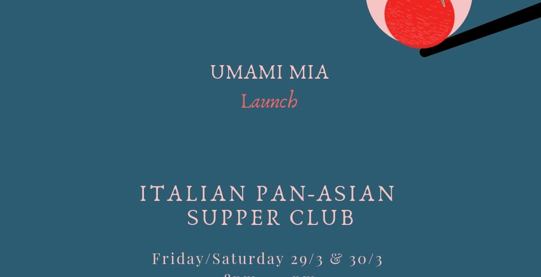 Umami Mia Supper Club