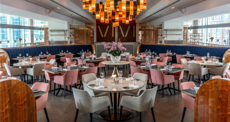 VIVI | Best Vegan Afternoon Tea In London | DesignMyNight