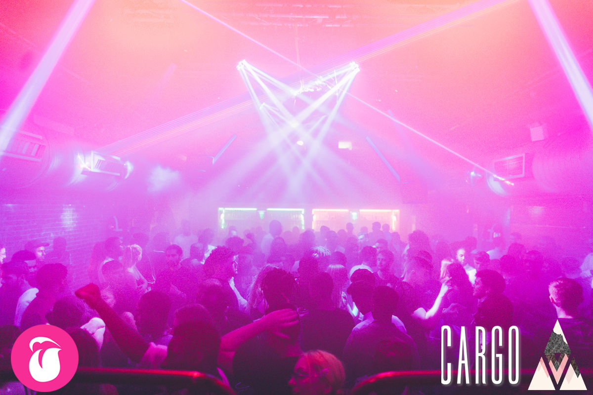 PETE & BAS headlining Easter Special at Cargo