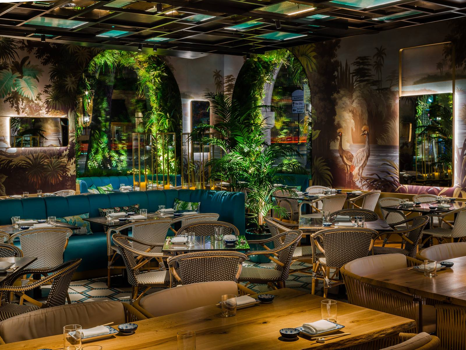 25 Of London S Prettiest Restaurants Designmynight