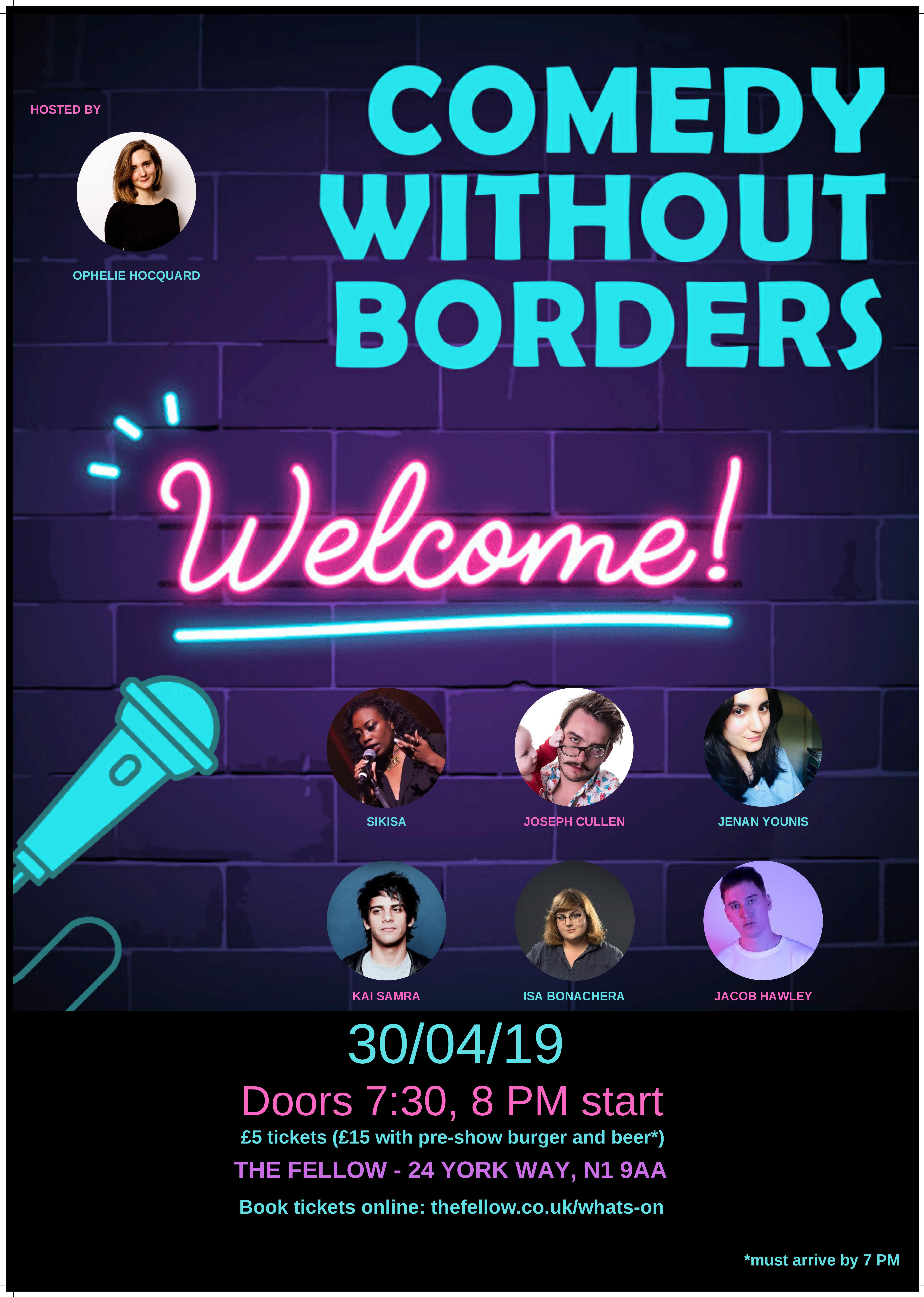 Comedy Without Borders