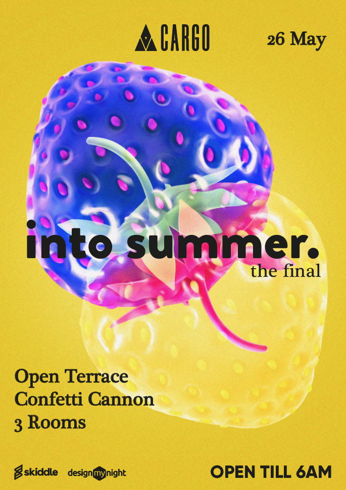 into summer. the final