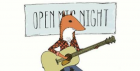 Open Mic Night Every Tuesday with 2 Pizzas for £12
