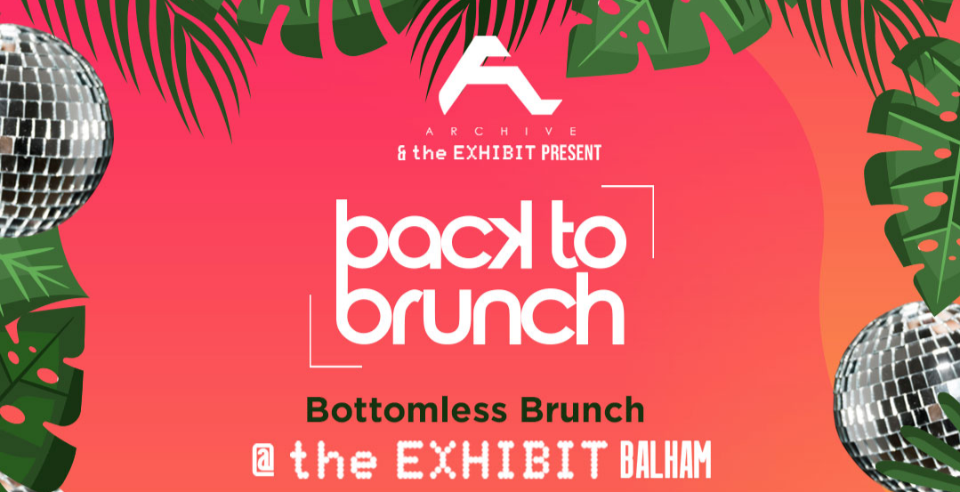 BACK 2 BRUNCH: Bank Holiday Boozy Brunch