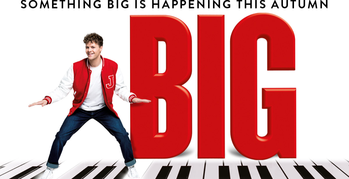BIG The Musical with dinner at private members club Century