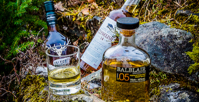 Whisky in the Woods