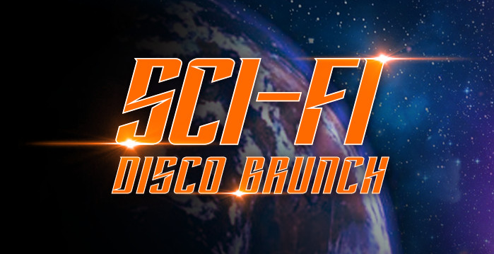 Sci-Fi Disco Brunch