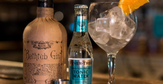 Gin Masterclass- Hosted by Fever Tree
