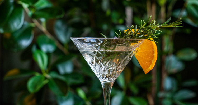 Evening Standard Secret Gin Garden Pop Up