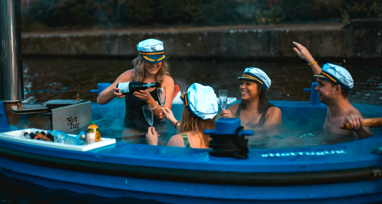 Hot Tug London DesignMyNight
