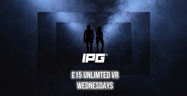 UNLIMITED VR WEDNESDAYS