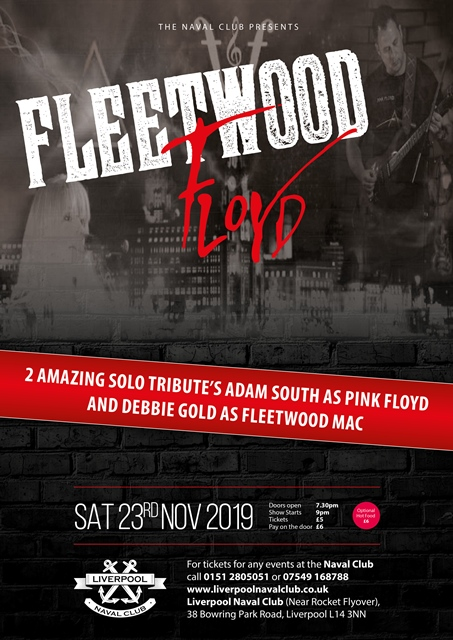 Fleetwood Floyd - Two amazing solo tributes Pink Floyd and Stevie Nicks