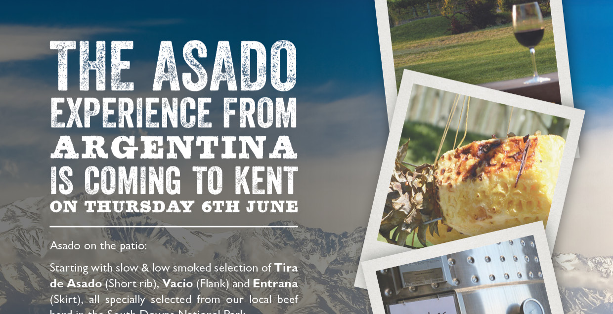 The Asado experience- Argentinian barbecue