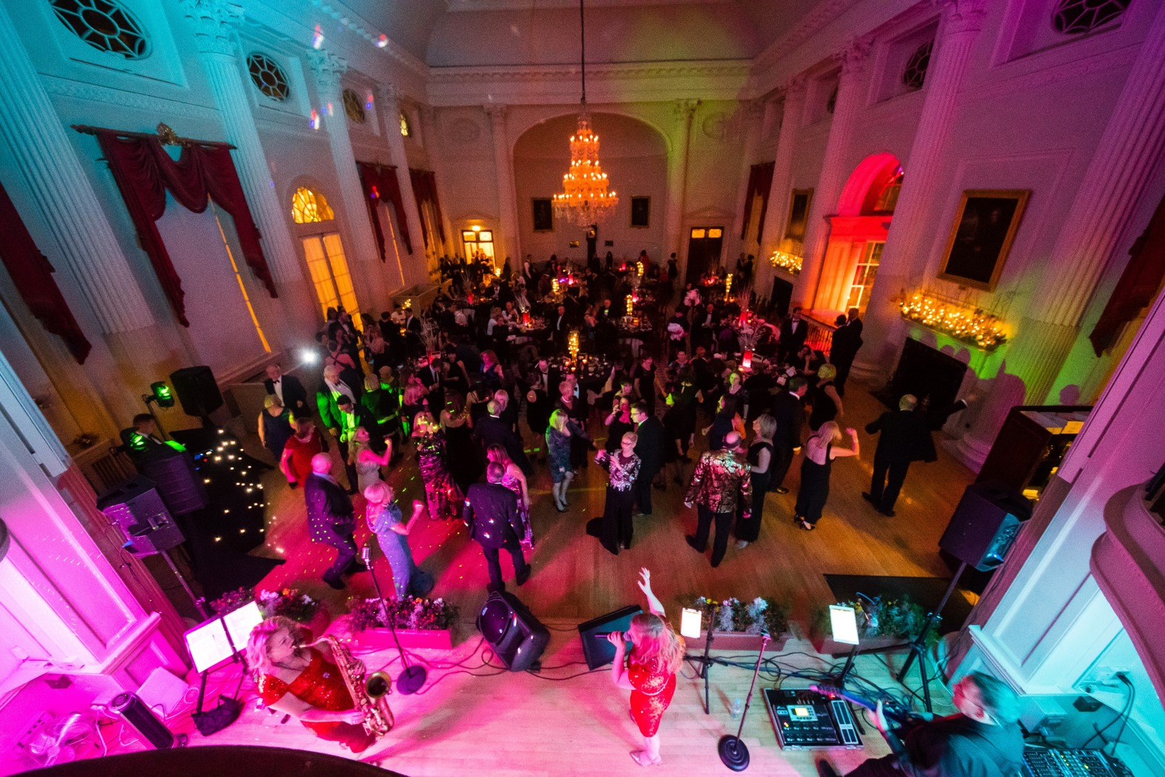 New Year's Eve Ball at the Roman Baths