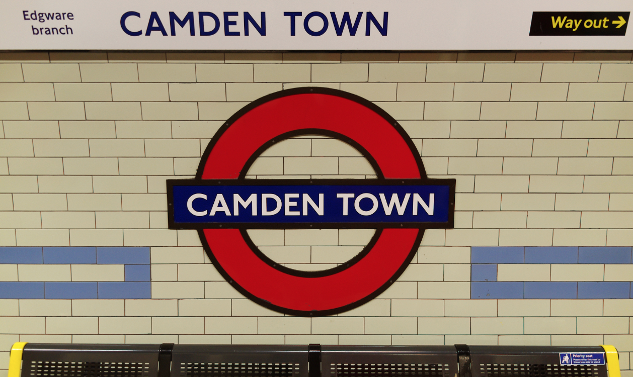 Camden Town silent disco walking Tour