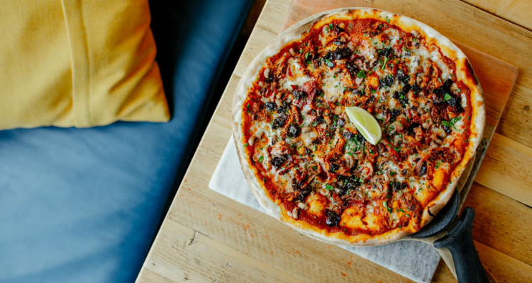 The Stable | Vegan Junk Food | DesignMyNight
