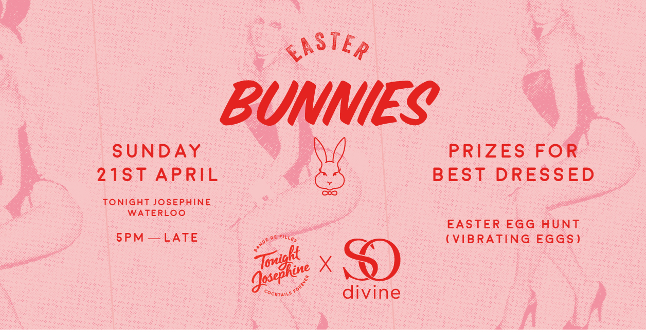 Easter Bunnies! Tonight Josephine X So Divine