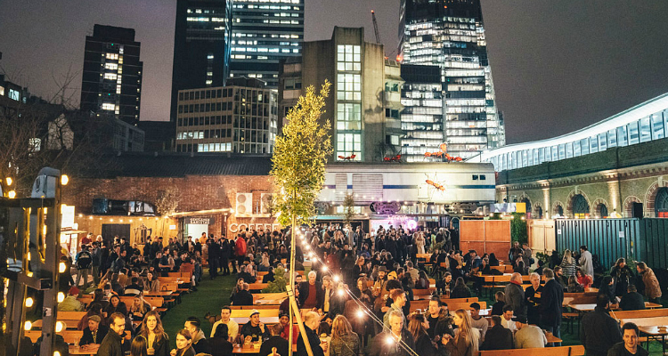 Vinegar Yard London DesignMyNight