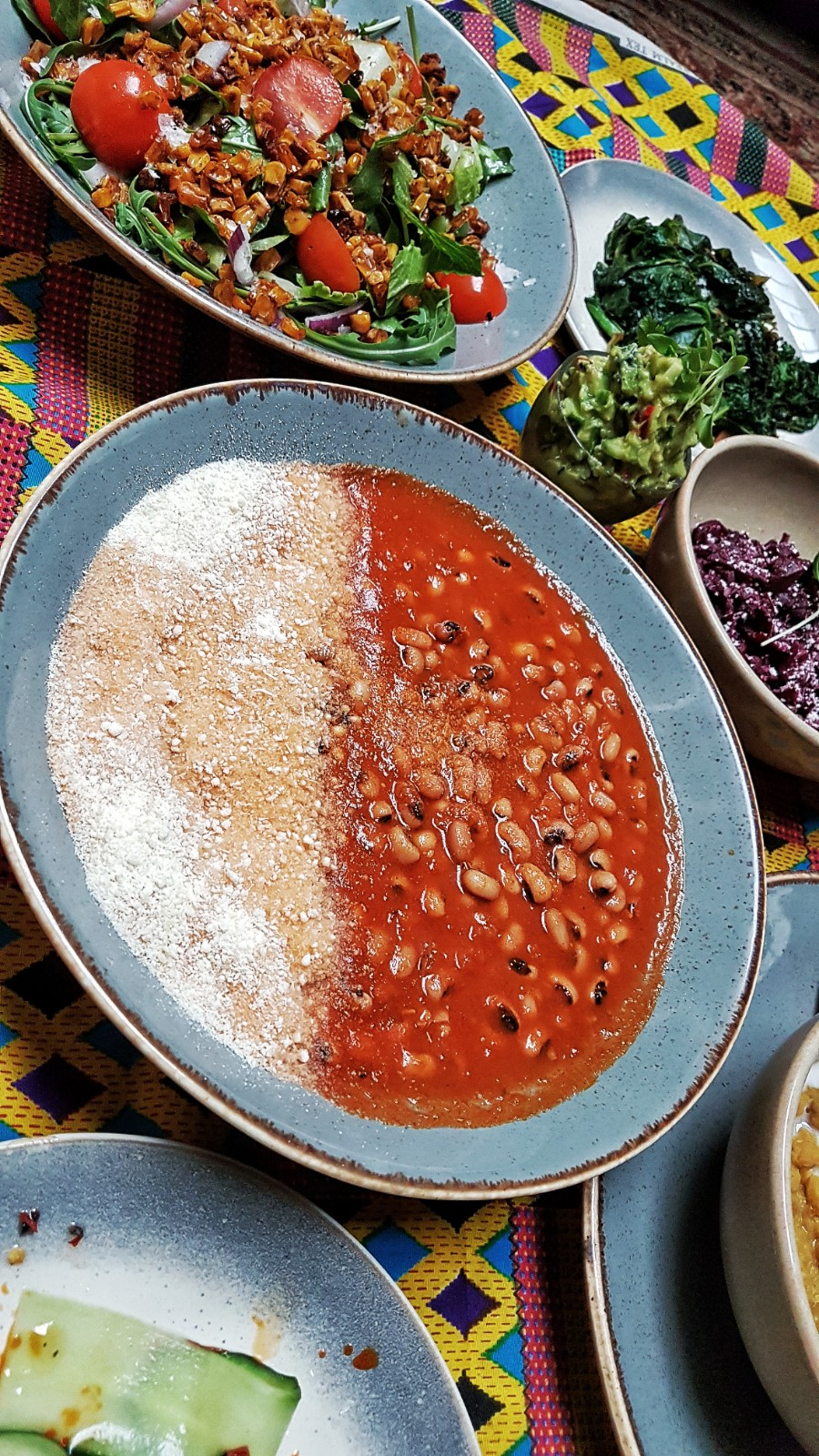 Zoe's Ghana Kitchen Supper Club at The King & Co