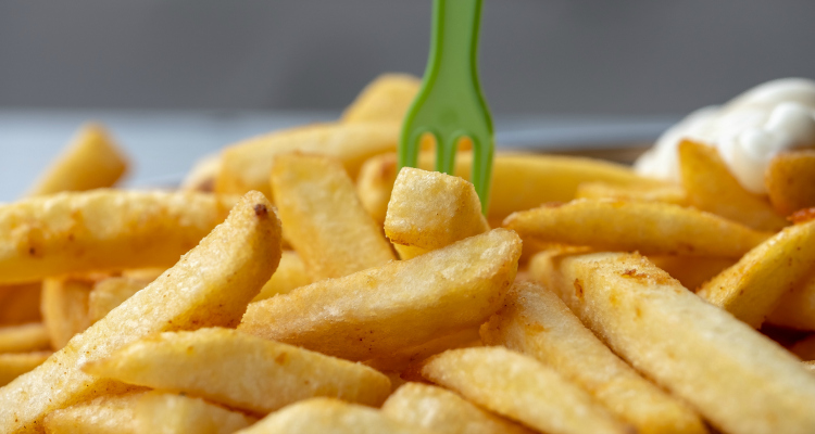 The Veggie Chippy | Vegan Junk Food | DesignMyNight